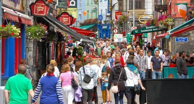 Walking Food Tours In Dublin Ireland