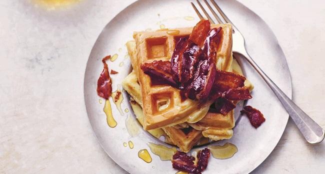 Old-Fashioned Waffles Recipe