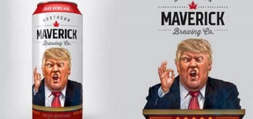 """Trump-Inspired """"Fake News Ale"""" Launched by Canadian Brewery"""