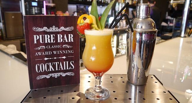 Cocktail Recipe Hotel Kilkenny