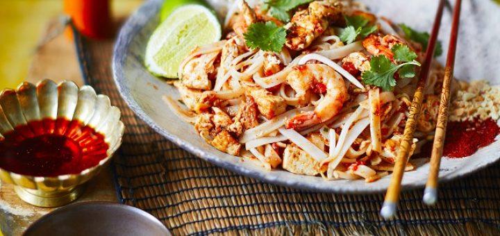 pad thai recipe - Cook Thai Cookbook