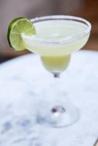 Mediterranean Margarita Cocktail Recipe from Le Plancha