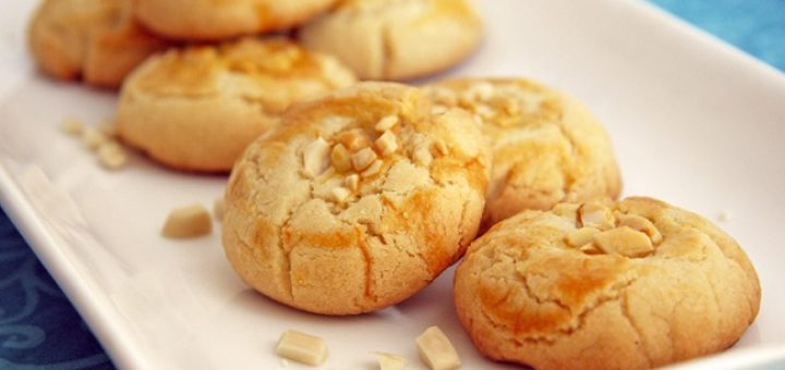 Almond Cookies Macanese Cuisine