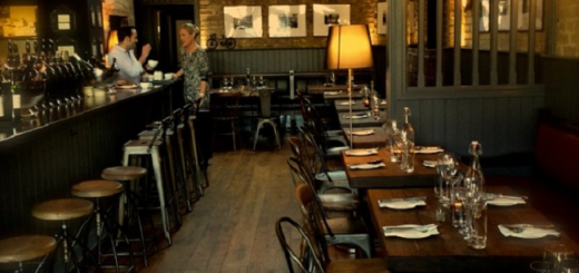 An Old Favourite Gets a Facelift - The Workshop Bar, Tara Street Review