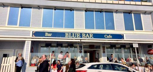 Blue Bar, Skerries
