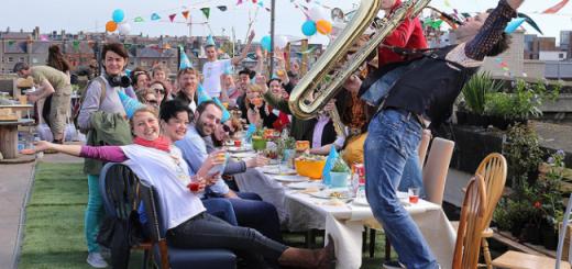 Enjoy a Day of Al Fresco Fun: Registrations for Street Feast 2017 Now Open