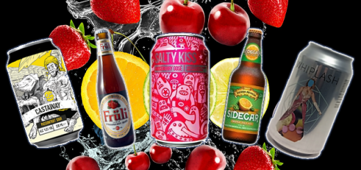Get your 5 a day this summer with these fruity beers
