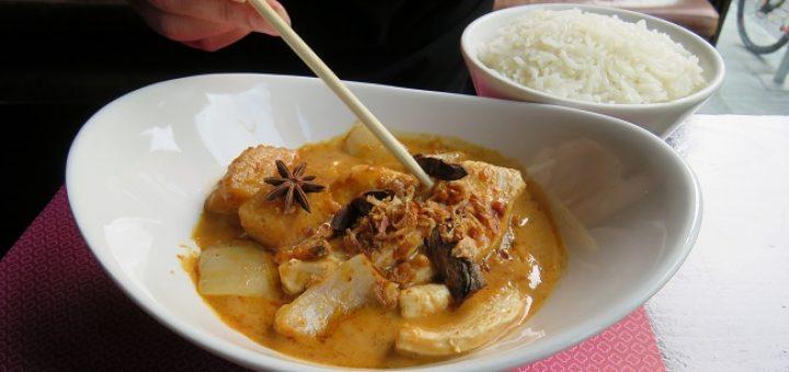 Massaman Chicken Recipe