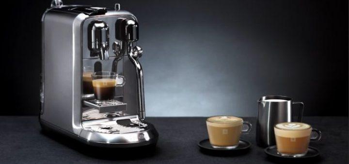 Nespresso Creatista final