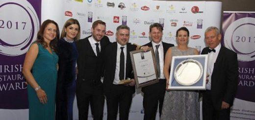 Restaurant Awards Ireland