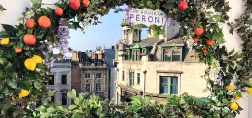 The House of Peroni Launched with an Evening of Fabulous Italian Food and Drink (2)