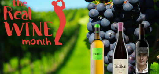 Three Natural Wines to Taste on Real Wine Month