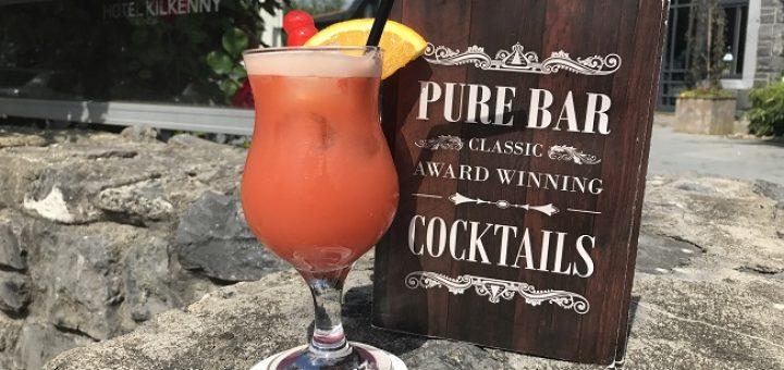 cocktail recipe by hotel kilkenny