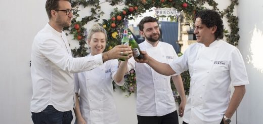The House of Peroni Launched with an Evening of Fabulous Italian Food and Drink (5)