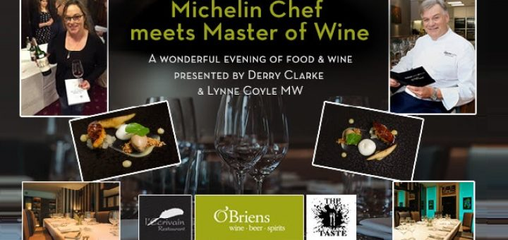 Michelin Chef Meets Master of Wine for and Unforgettable Wine Dinner at l'Ecrivain