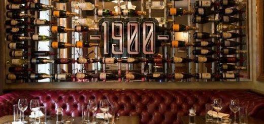 1900 bar and restaurant