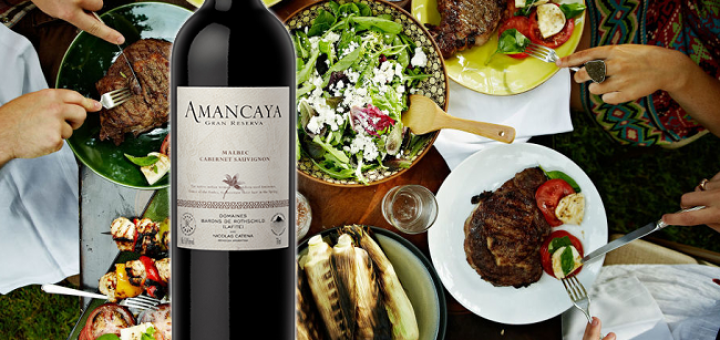 Amancaya 2013 – Wine of the Week from O'Briens Wine
