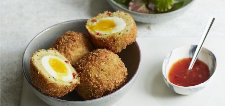 Asian Eggs Recipe