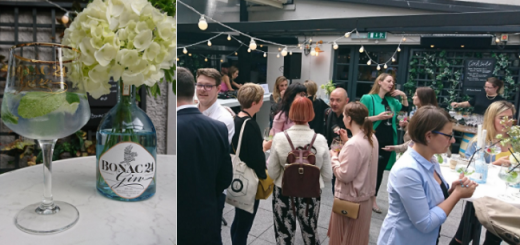 Bonac 24 Gin Gets Glamorous at Official Launch with Brunch After Hours