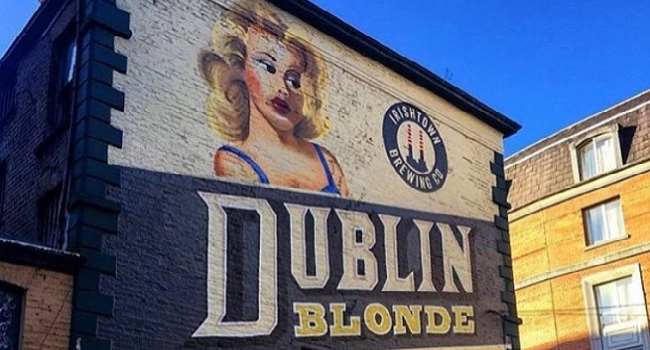 Calling All Dublin Blondes How Many Dublin Blondes Can You Fit in a Hairy Lemon
