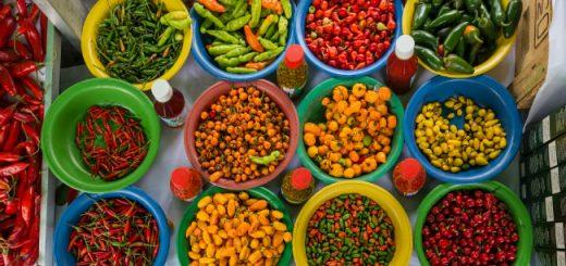 Top 25 Foodie Destinations