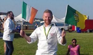 Chowder Champion Kieran Doherty Nancys Barn Donegal