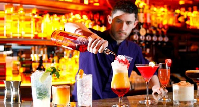 Thetaste Summer Cocktail Festival The Front Door Pub