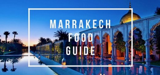 Marrakech Food Guide