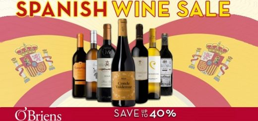 Toast to the Summer Sun with O'Briens Spanish Wine Sale