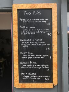 Two Pups Cafe Dublin