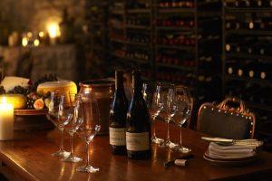 Ashford Castle Wine Cave