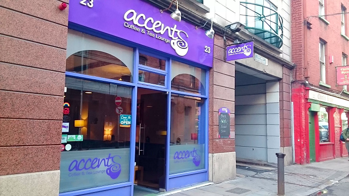 accents coffee