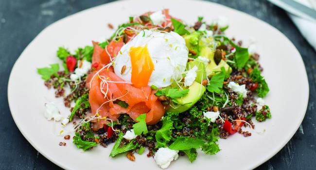 Superfood Salad Netflix Documentary Series