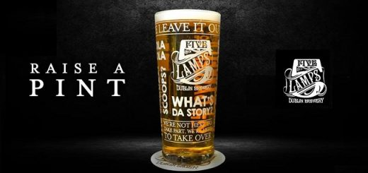 Try this Limited Edition Craft Beer from 5 Lamps Before it's Gone | Bang Bang Bock