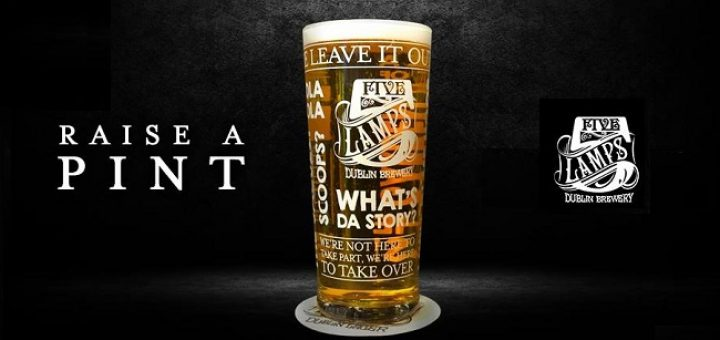 Try this Limited Edition Craft Beer from 5 Lamps Before it's Gone   Bang Bang Bock