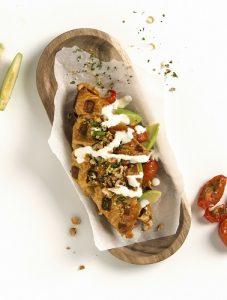 Avocado and Tomato Croffle La Petite Boulangerie by Cuisine de France