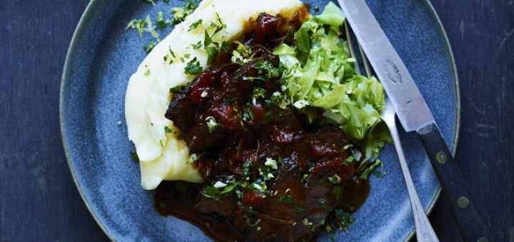 Beef Cheeks Recipe