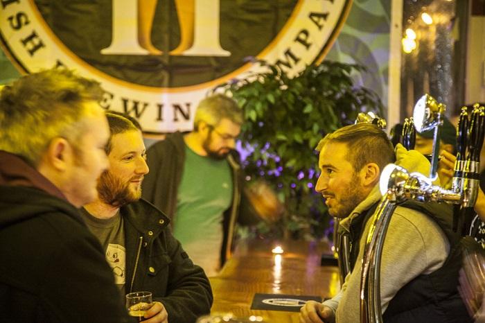 The Sligo Brewery Heading the Irish Craft Beer Revolution – The White Hag Brewery Story