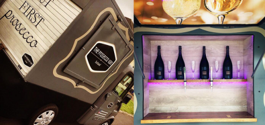 We're Jumping on the Bubbly Bandwagon: Prosecco Van Ireland is what the Fizz is all About