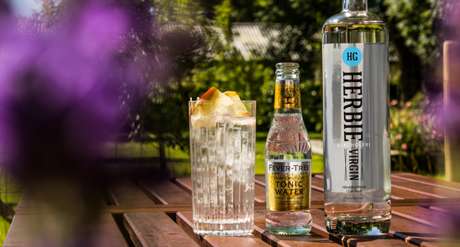 Juniper All Day Long with the World's First Non-Alcoholic Gin