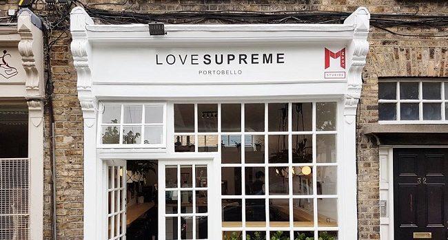 Love Supreme Portobello Cafe Review
