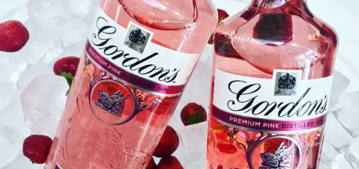 Stop the Presses! Gordon's Limited-Edition Pink Gin is Coming to Ireland