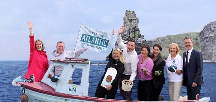 Taste the Atlantic Seafood Trail TheTaste.ie