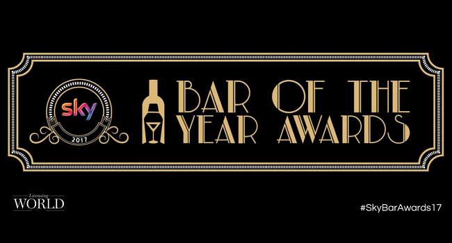 The Sky Bar of the Year Awards 2017 Finalists Have Been Announced