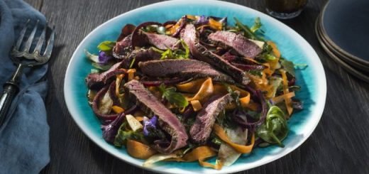 Warm Steak Salad Recipe by Neven Maguire for Simply Better
