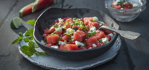 Watermelon & Feta Salad Recipe by Neven Maguire for Simply Better