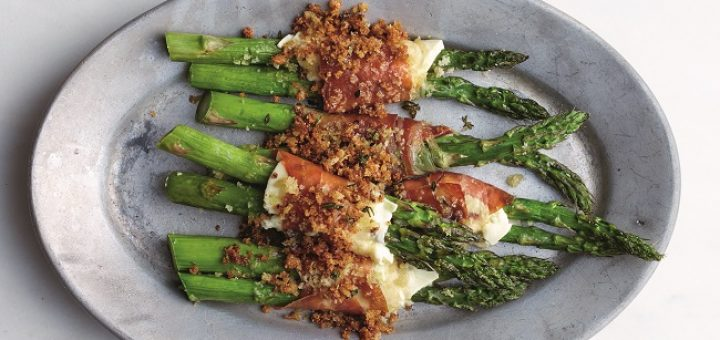 asparagus cigarillos recipe