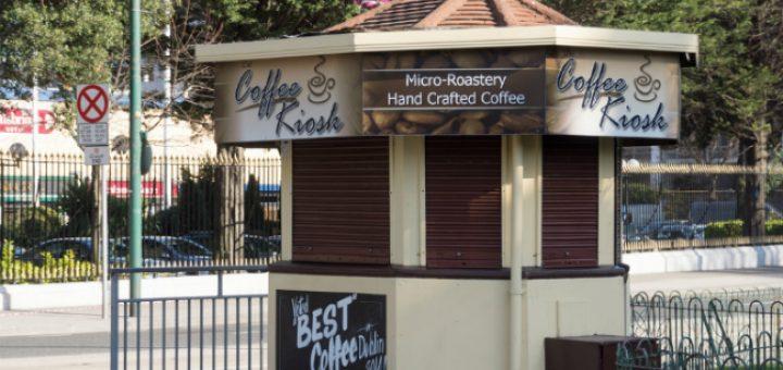 Ballsbridge Coffee Kiosk