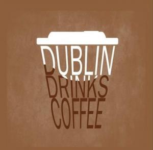 dub drinks coffee
