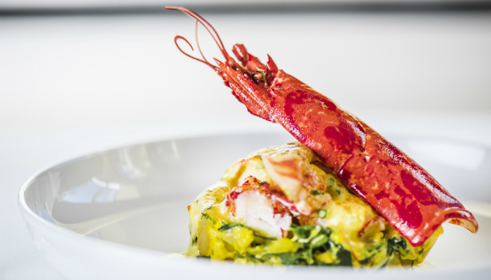 Lobster Thermidor Style Recipe